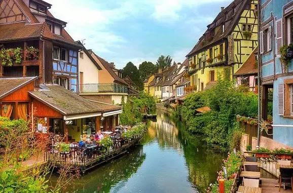 """四个最美的法国小镇,我愿在此""""终了余生""""..._13"""