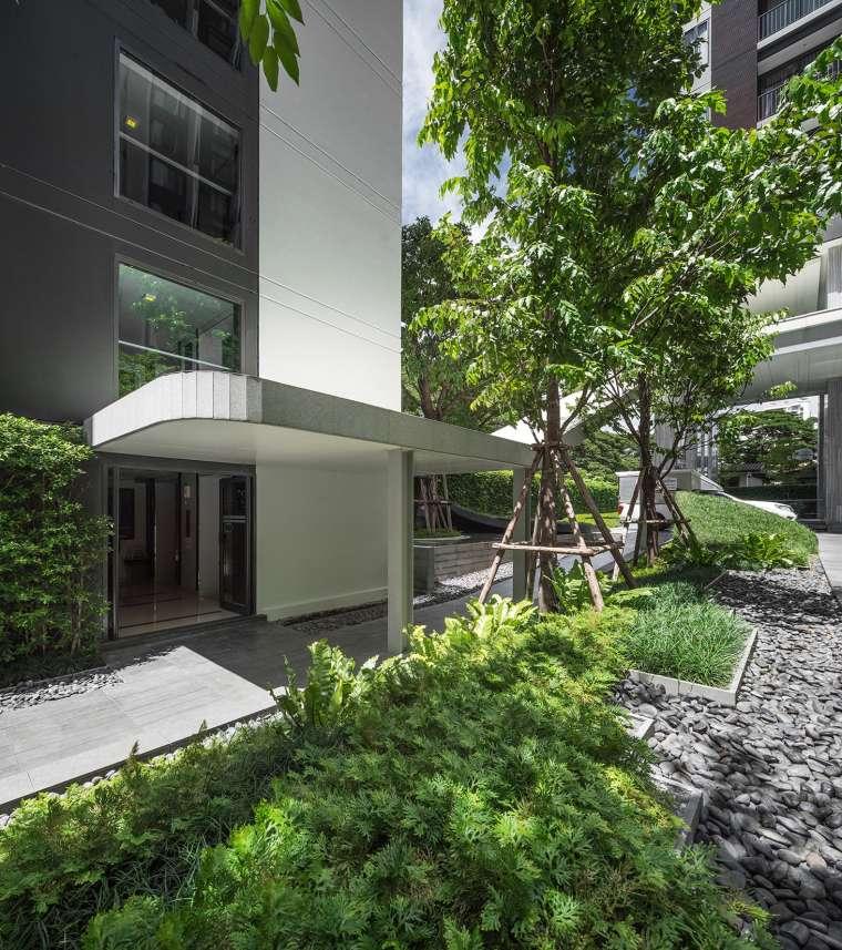 曼谷中心豪华公寓景观-c82abb75