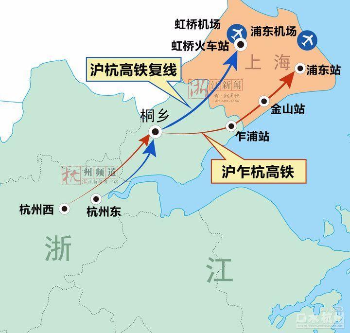 上海大都市圈轨道交通详解:城轨互连!通勤高铁、铁路密布_25