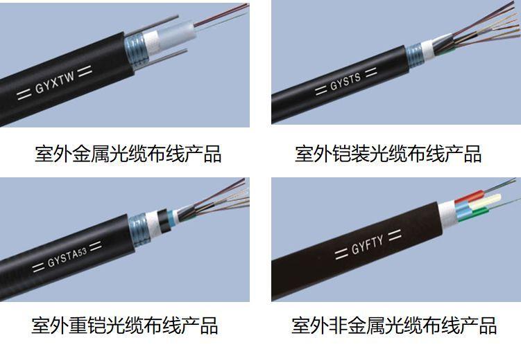 认识一下综合布线工程常用的线材及设备