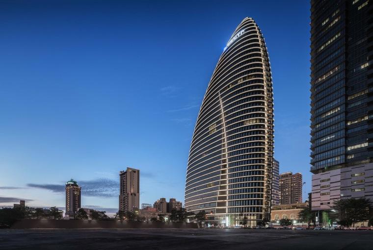 Aedas设计台湾NTC商贸中心彰显文化意向