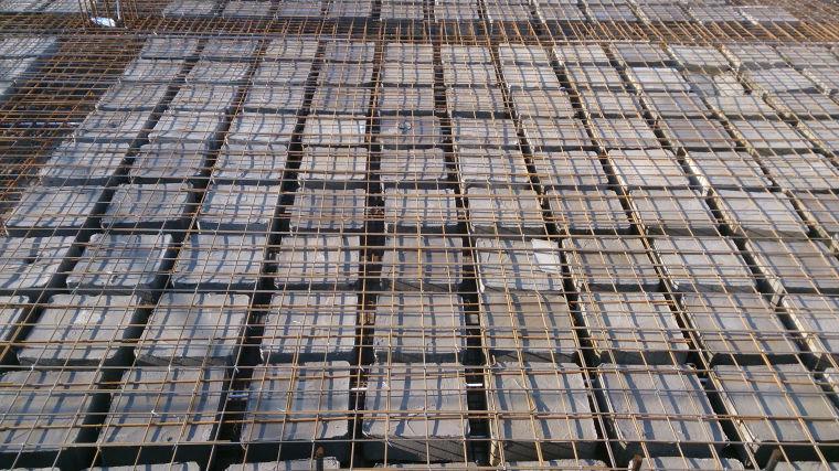 广东省建筑工程优质结构奖汇报材料-GBF方箱安装