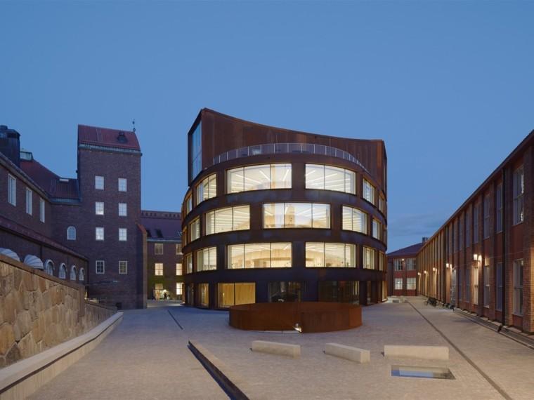 瑞典皇家理工学院建筑学院