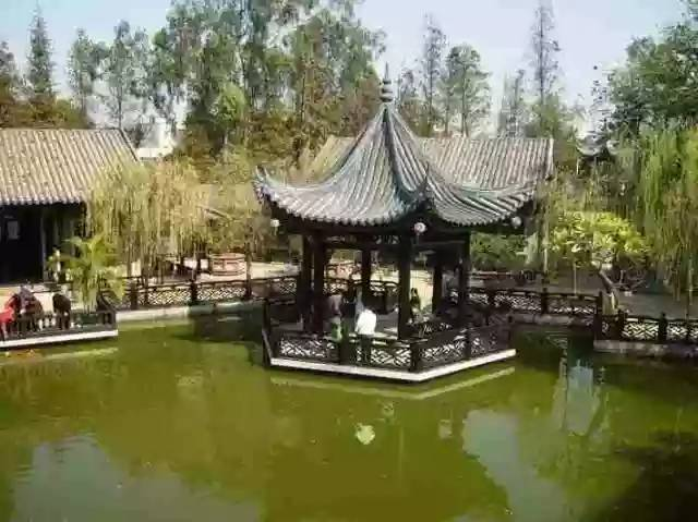 哪些园林可作为新中式景观的参考与借鉴?_26