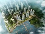 [广东]高层现代风格板式及点式住宅建筑方案文本(含商业建筑)