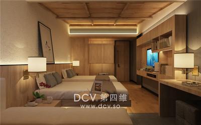 西安最理想的民宿酒店设计-蒲舍·南谷里_6