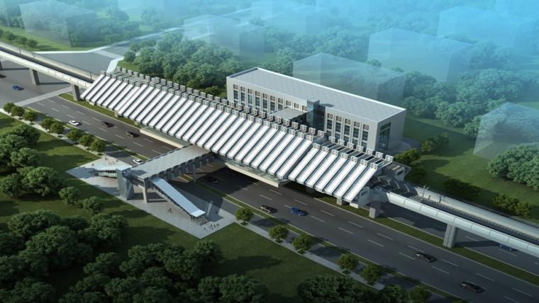北京地铁暗挖两线换乘车站的BIM应用(附图丰富)