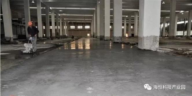 耐磨地坪施工质量控制要点