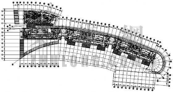 moto北京中心空调设计平面图