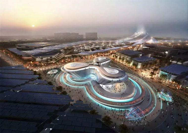 惊艳中国风丨2020迪拜世博会中国馆_26