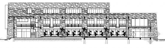 九龙基地办公楼建筑施工图