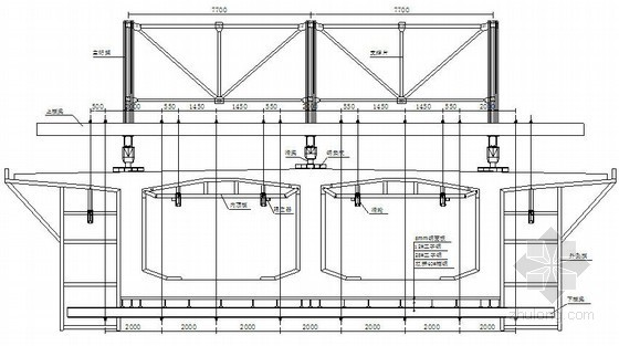 跨河大桥主桥施工专项方案