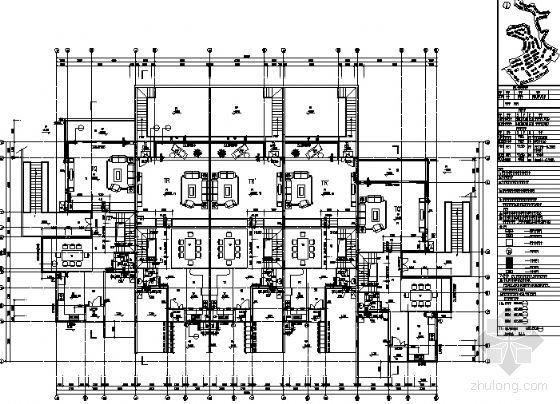 丹堤C区11号楼建筑施工图-2