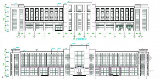 [广东]2012年科研办公楼改造弱电工程量清单预算书(编制说明+定额+CAD详图27张)