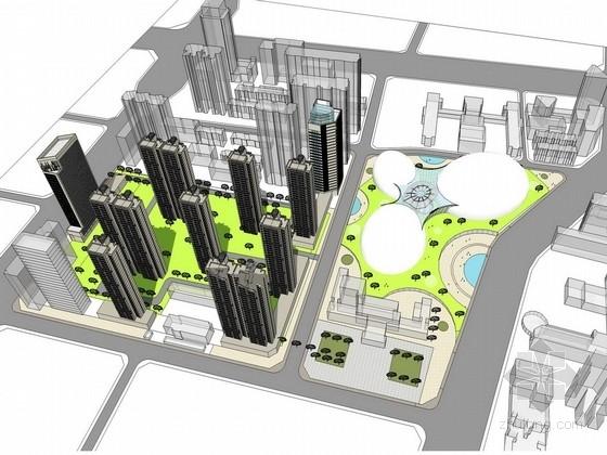 [山西]戏剧特色核心文化区附属绿地景观规划设计方案
