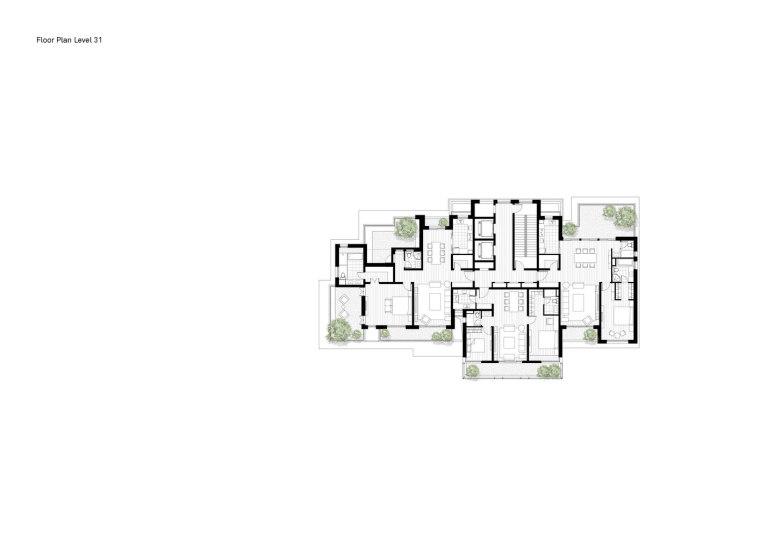 上海中信泰富集团大楼居民区的改造-1 (22)