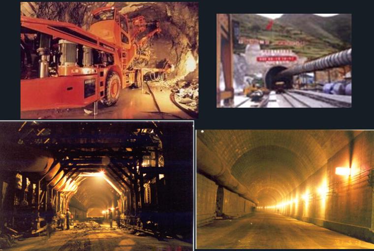 隧道工程机械化施工技术解读讲义92页(图文并茂)