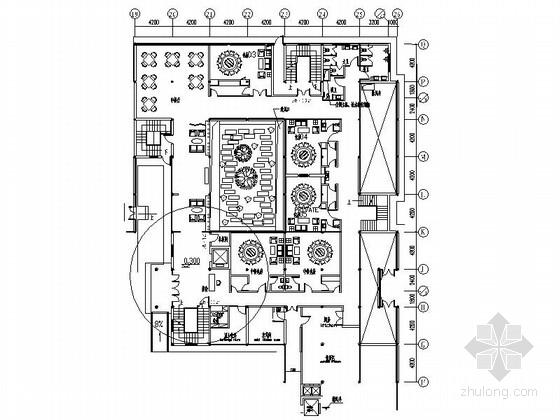 [成都]精品独一无二典雅中式风情休闲院落会馆设计方案
