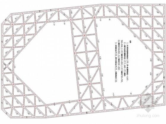 [浙江]12米深基坑灌注桩加两道内支撑支护施工图(含计算书)