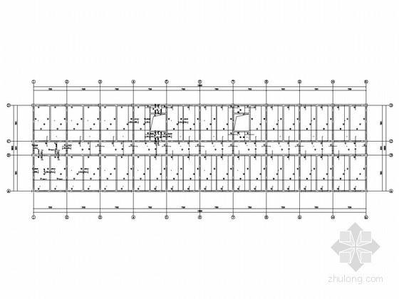 [学士]四层框架结构教学楼毕业设计(含结构设计、建筑设计、计算书)