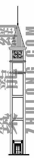 观景塔施工图