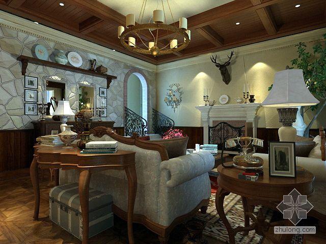 简约欧式客厅
