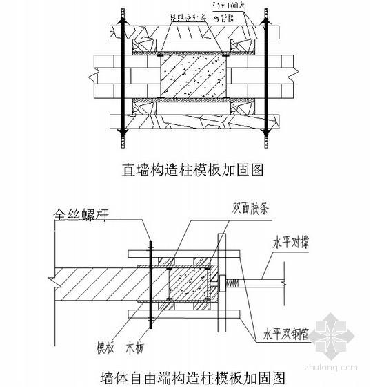 [河北]医学院砌体工程施工方案(蒸压加气块)