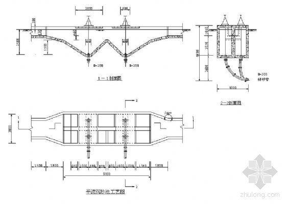 某16万吨污水处理厂课程设计图纸