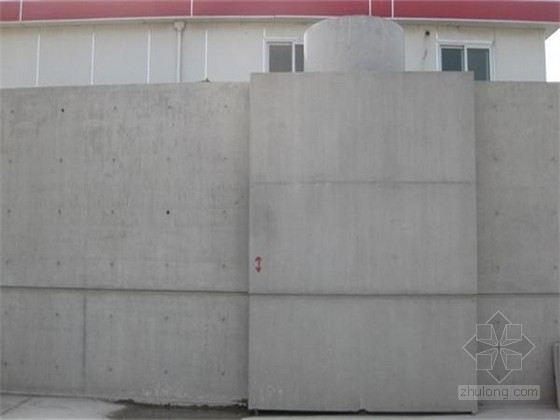 [QC成果]大面积清水混凝土施工质量控制