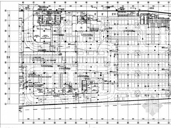 [湖北]全球首座室内电影乐园强电施工图纸(国内外顶级设计院审图意见)-[湖北]全球首座室内电影乐园强电施工图纸(国内外顶级设计院 审图意见)