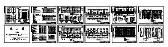 四川省御营山景3#楼建筑结构施工图-3