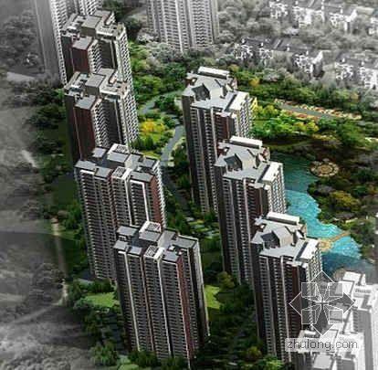 重庆某高层住宅小区高支模专项施工方案
