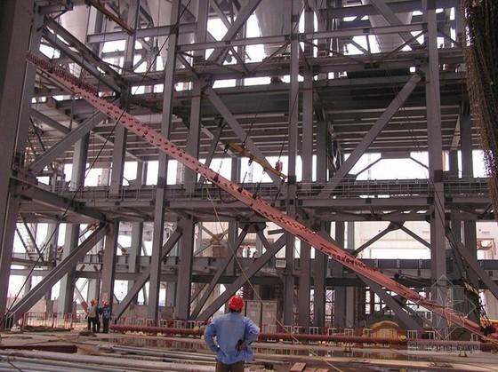 [江苏]变电厂机组厂房及安装工程施工组织设计