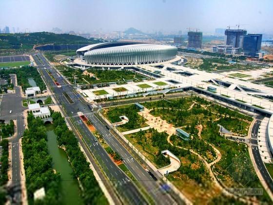 [深圳]市政道路工程施工组织设计199页(含管线绿化交通)