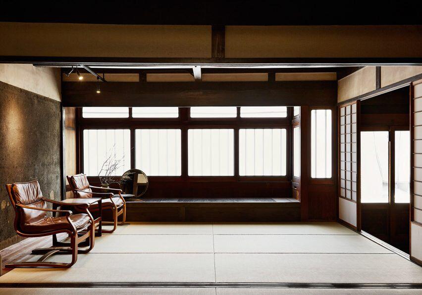 日本町屋住宅