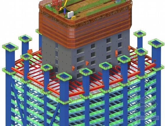[深圳]地标性439米超高层塔楼钢结构施工组织设计(257页 附图丰富)