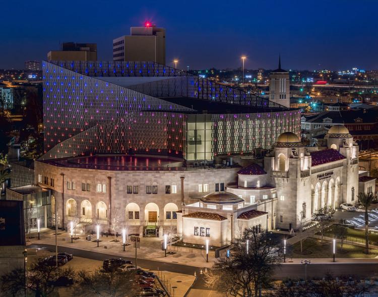 圣安东尼奥托宾艺术表演中心获得全球卓越奖