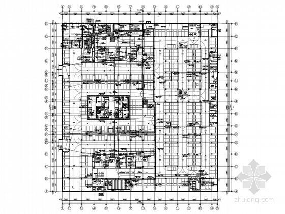 [江苏]超高层商业建筑群全套电气施工图纸158张(含计算书及多大样图 甲级最新编制)