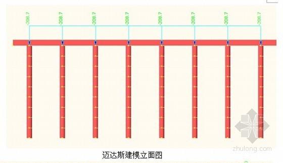 [山东]桥梁工程钢管支架贝雷梁施工方案