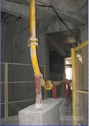 某高层办公楼混凝土超高泵送施工方案