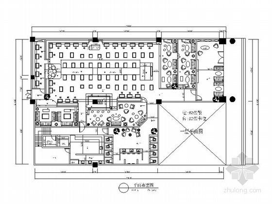 [广东]某时尚前卫酒吧设计全套施工图