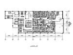 【河北】时尚酒吧设计CAD施工图(含效果图)
