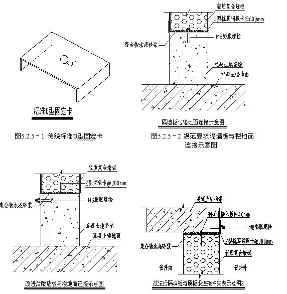 狭小空间隔墙板管道井逆作施工工法