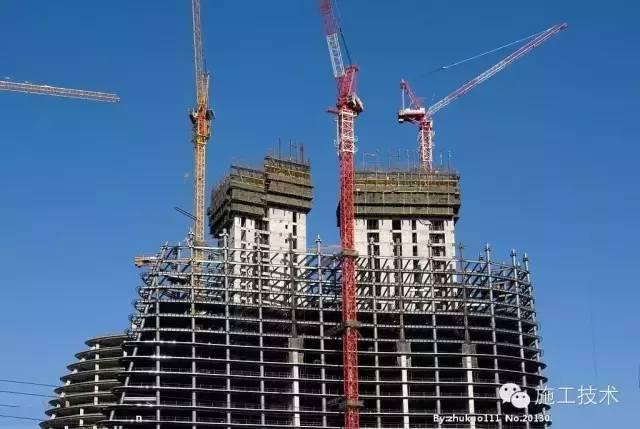 施工技术丨必看!牛人总结的15条高层建筑施工现场管理秘籍