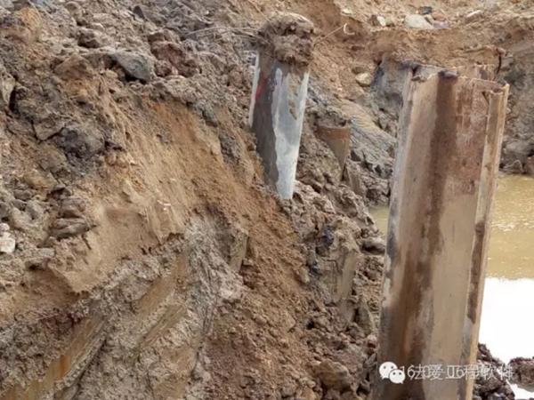 管桩开挖易断桩怎么办?