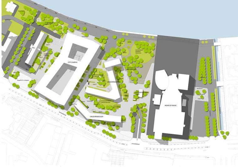 丹麦Aalborg海滨区改造-13
