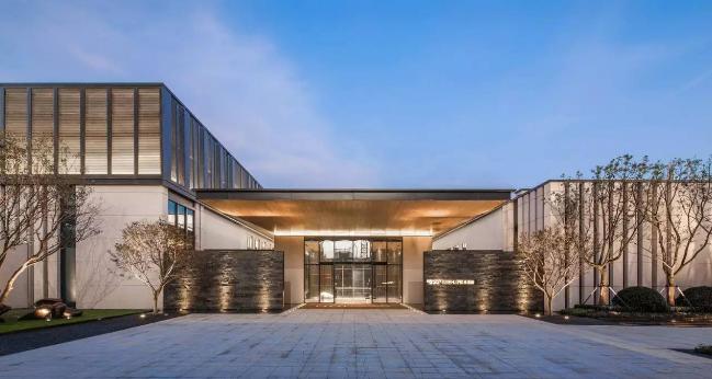 [上海]新中式复合多层次住宅展示区景观设计方案(2016最新附实景图)