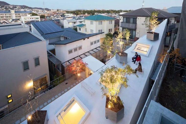 没想到吧,屋顶花园还能这么操作!