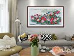 客厅正墙挂的画选什么内容好?客厅正墙挂画有什么风水讲究吗?