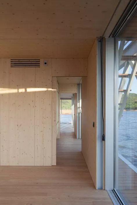 超美的水上筏式酒店设计,美出了新高度_40